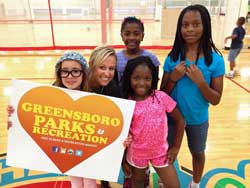 Greensboro Parks and Recreation Department Greensboro Summer Camps