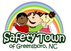 Safety Town Greensboro Summer Camps